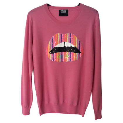Markus Lupfer Sweater with sequins