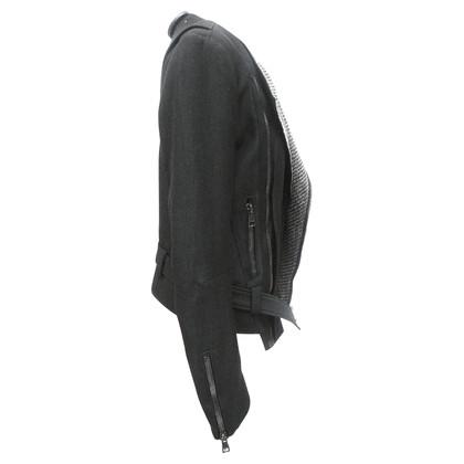 Balenciaga Biker style jacket