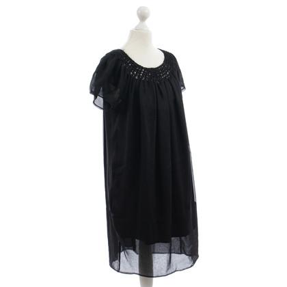 Wunderkind Kleid mit Flecht-Detail