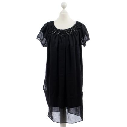 Wunderkind Dress with Wicker-detail