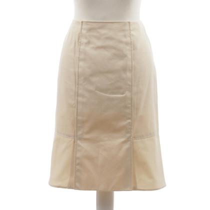 Valentino skirt in beige