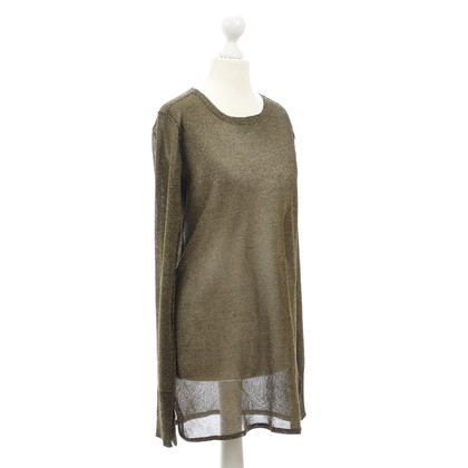 Isabel Marant Long sweater with gloss effects