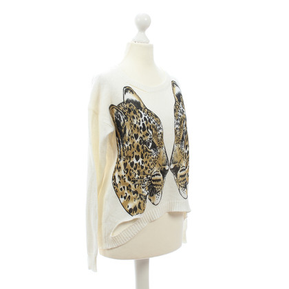 Lauren Moshi Motif sweater