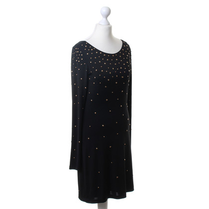 Halston Heritage Dress with studs trim