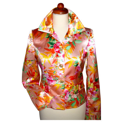 Dolce & Gabbana Jacket with a floral pattern