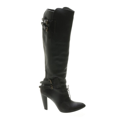 Hugo Boss Boots with decorative closing