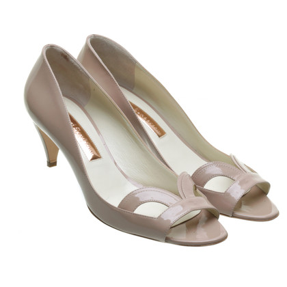 Rupert Sanderson Peep-toes in patent leather