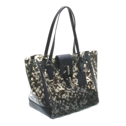 Diane von Furstenberg Shopper made of PVC