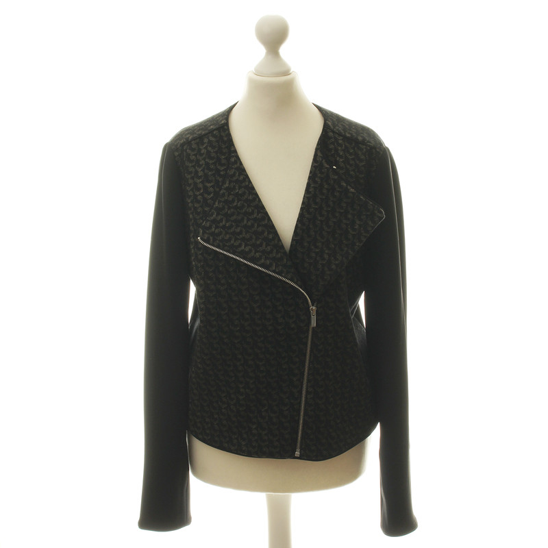 "Diane von Furstenberg Jacket ""Noni"" in the biker look"