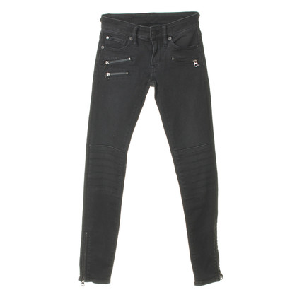 Ralph Lauren Jeans im Rock-Chic