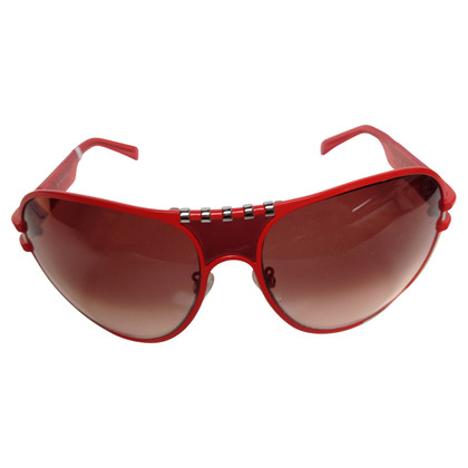 Céline Red sunglasses
