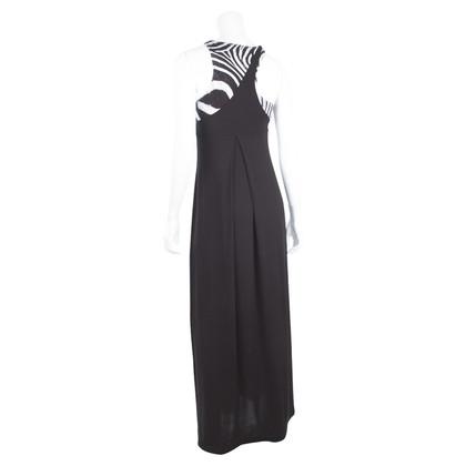 Roberto Cavalli Evening dress in the layer look