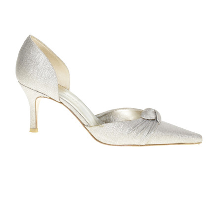 L.K. Bennett D ' Orsay-pumps in gold