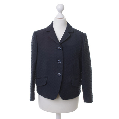 Red Valentino Blazer made of textured fabric