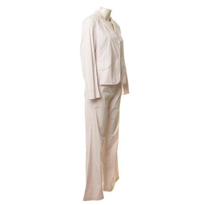 Jil Sander Trouser suit in Rosé
