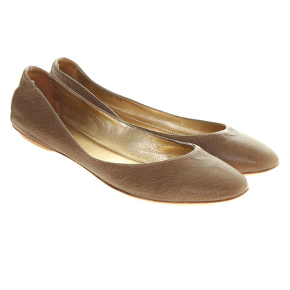 L.K. Bennett Ballerine in marrone