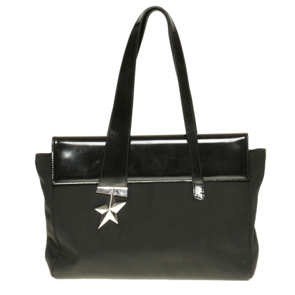 Mugler Handbag in the material mix