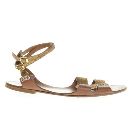 Juicy Couture Leather sandal