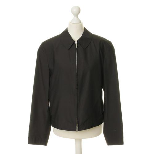 162a006e4c17 Burberry Veste en noir - Acheter Burberry Veste en noir d occasion ...