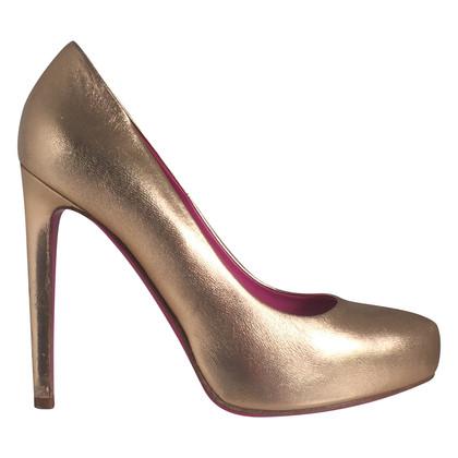 Gianni Versace Gouden hakken