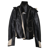Maison Martin Margiela for H&M Fancy leather jacket