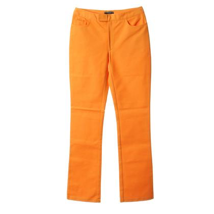 Joseph Orangefarbene Jeans