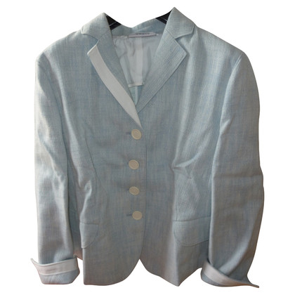 Akris The material mix summer Blazer