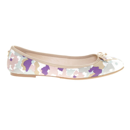 L.K. Bennett Patterned ballerinas