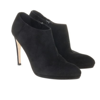 L.K. Bennett Ankle boots suede