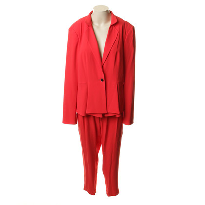 Laurèl Red pants suit