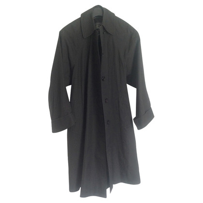 Burberry Black trench coat