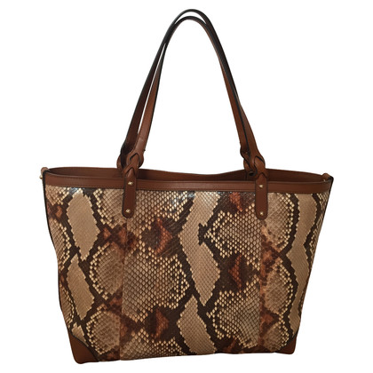 Gucci Pelle di serpente di shopper