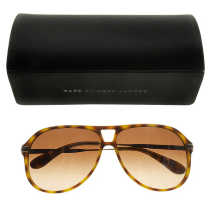 Marc by Marc Jacobs Occhiali da sole corno