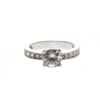 Swarovski Ring with gem stones
