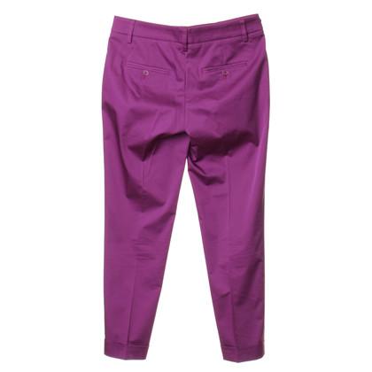Etro Violettfarbene trousers