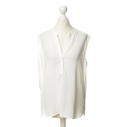 Filippa K Witte katoenen t-shirt