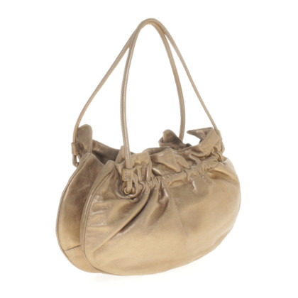 Bally Evening bag in gold