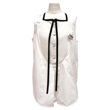 Louis Vuitton Camicia lunga con l'utilizzo di RIP