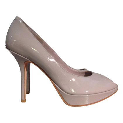 Christian Dior Peep-toes in patent leather