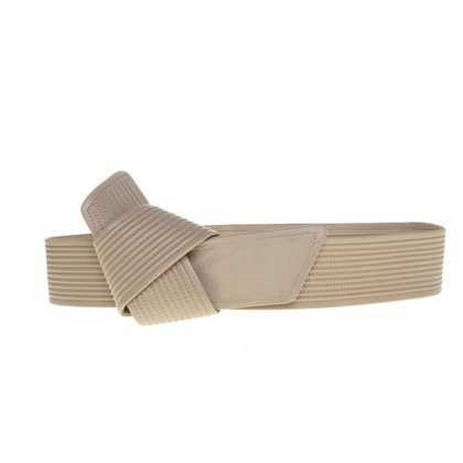 Max Mara Leather belt with loop