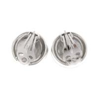 Gianni Versace Clip earrings with Debossing