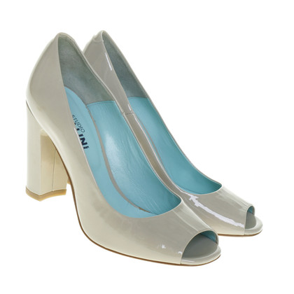 Pollini Peep-toes with stiletto heel