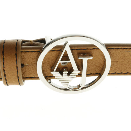 Armani Jeans Brown belt
