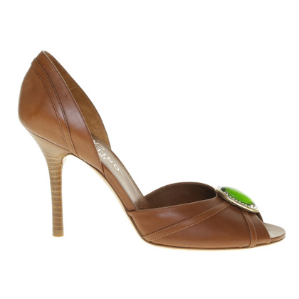 Valentino D ' Orsay-pumps with stone