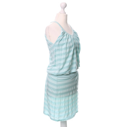Ella Moss Striped dress in mint