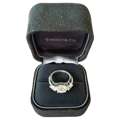 Tiffany & Co. Brilliant Engagement Ring