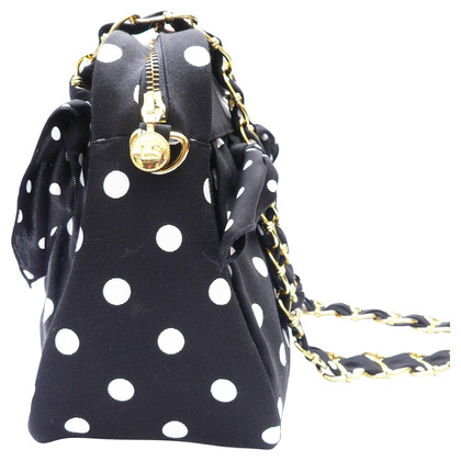 Andere Marke Ripstasche mit Polka Dots