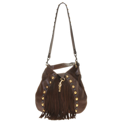 "Gucci Brown ""Babouska Bag"""