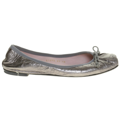 Pretty Ballerinas Ballerine grigio-argento
