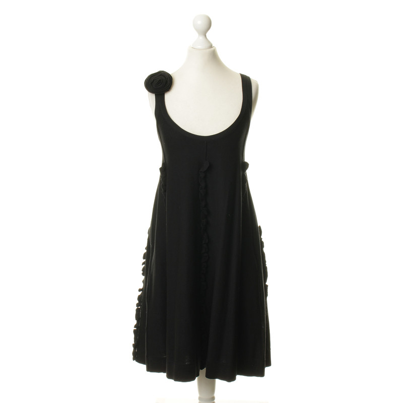 Sonia Rykiel for H&M Knit dress with ruffle